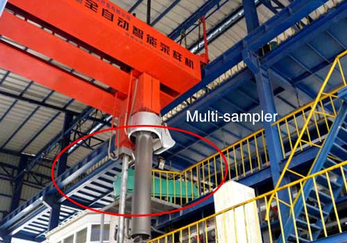 multi-sampler-auger-sampling-system