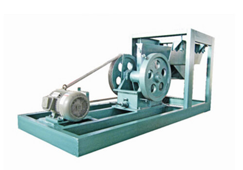 sample jaw crusher -TOP SAMPLER
